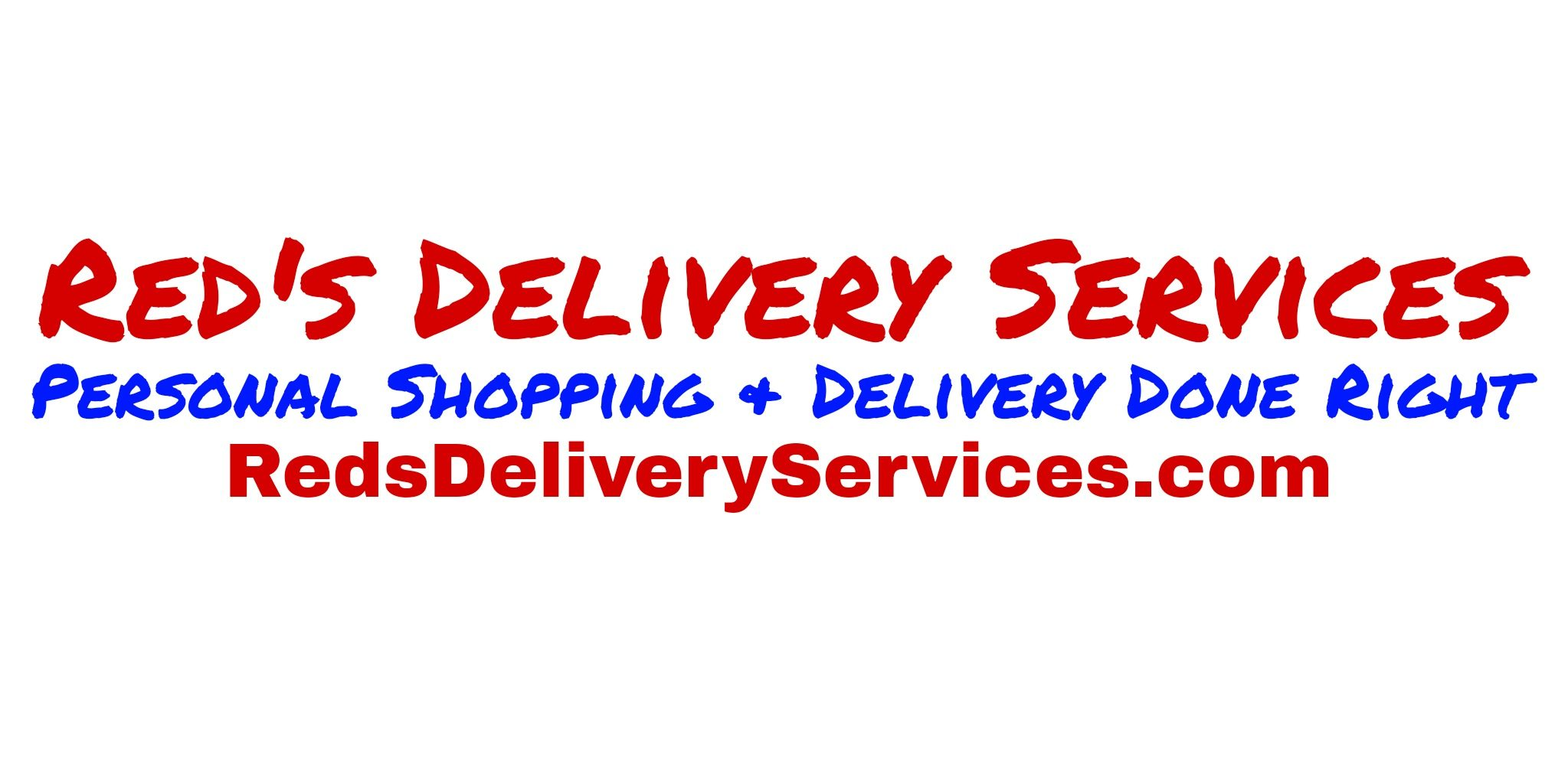 Red's Delivery Services